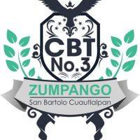 Escudo CBT No 3 Zumpango